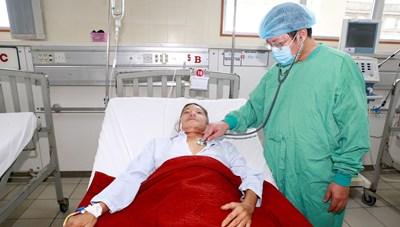 Nhiều trường hợp tử vong do mắc bệnh Whitmore