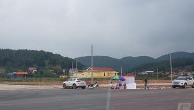 Đấu giá đất ở Yên Dũng (Bắc Giang): Cò thổi giá, dân khóc ròng!