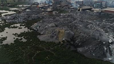 Đẩy nhanh tiến độ dự án khu xử lý chất thải làng nghề Mẫn Xá 3,8 ha
