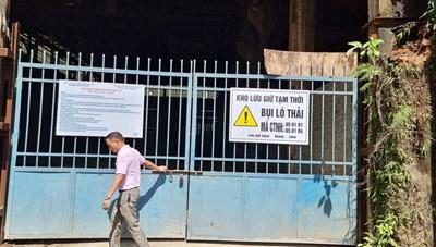 Gang thép Thái Nguyên cam kết khắc phục ô nhiễm xong trước 31/12/2021