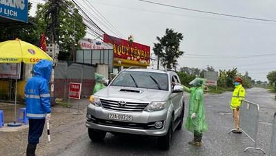 Thủ đô Hà Nội kích hoạt thêm 1 chốt kiểm soát phòng, chống dịch Covid-19