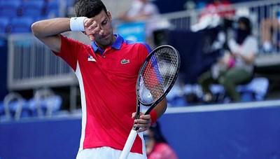 Djokovic đau đớn khi tan mộng giành HCV Olympic