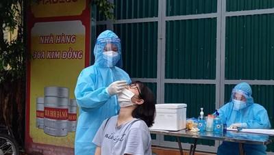 Hà Nội khen thưởng thành tích trong công tác phòng chống dịch