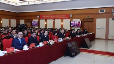 Hội nghị triển khai nhiệm vụ ngành nội chính