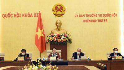 Chủ tịch Quốc hội Nguyễn Thị Kim Ngân: Tôi rất ấn tượng về Thủ tướng và các thành viên Chính phủ