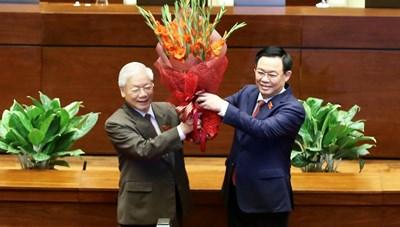 Tổng Bí thư Nguyễn Phú Trọng đã hoàn thành xuất sắc trọng trách Chủ tịch nước