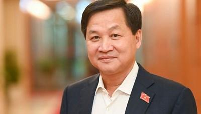 Ông Lê Minh Khái được đề cử chức vụ Phó Thủ tướng Chính phủ