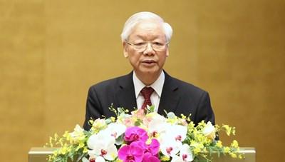 Tổng Bí thư Nguyễn Phú Trọng: Người có chức vụ càng cao thì càng phải gương mẫu