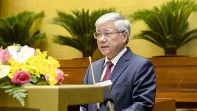MTTQ Việt Nam các cấp đã hoàn thành xuất sắc nhiệm vụ về bầu cử