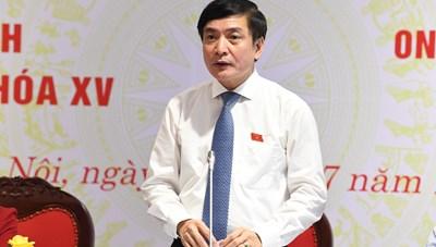 Quốc hội giảm họp 3 ngày để chống dịch