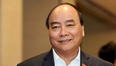 Ông Nguyễn Xuân Phúc được đề cử bầu Chủ tịch nước