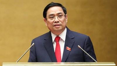 Thủ tướng Phạm Minh Chính hứa xây dựng Chính phủ liêm chính, kỷ cương, hiệu quả