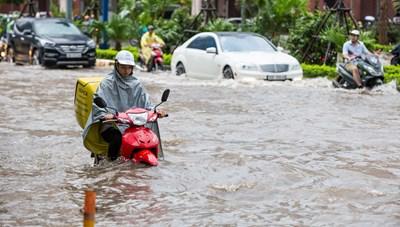 Từ nay đến cuối năm sẽ có 6-8 cơn bão và áp thấp nhiệt đới trên biển Đông