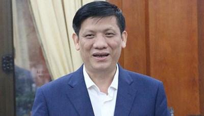 Xem xét, trình Quốc hội phê chuẩn ông Nguyễn Thanh Long làm Bộ trưởng Bộ Y tế