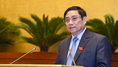 Thủ tướng: Tinh thần đại đoàn kết toàn dân tộc được phát huy mạnh mẽ trong đại dịch