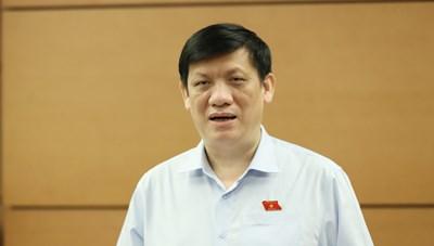 Bộ trưởng Bộ Y tế Nguyễn Thanh Long: 'Cuộc chiến' chống Covid-19 chưa có trong tiền lệ