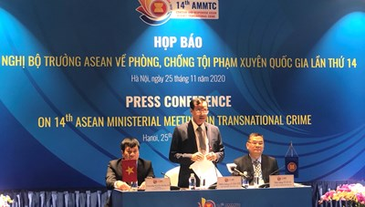 Ba đề xuất của Bộ Công an về phòng, chống tội phạm xuyên quốc gia