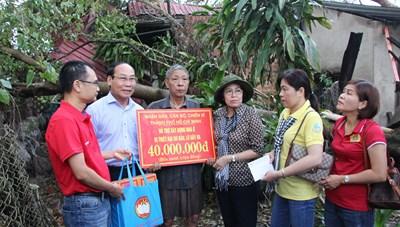 Quảng Nam: Hơn 103 tỷ đồng ủng hộ đồng bào vùng bão lũ