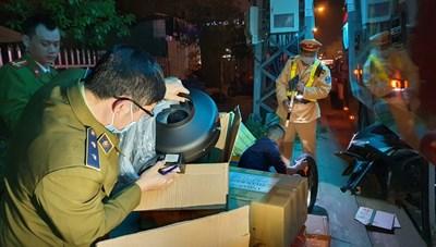 Quảng Nam: Phát hiện hơn 200 kg nội tạng động vật không rõ xuất xứ