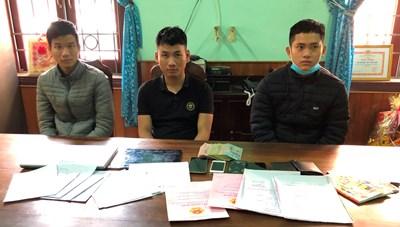 Quảng Nam: Triệt xóa đường dây làm giả giấy tờ, cho vay nặng lãi