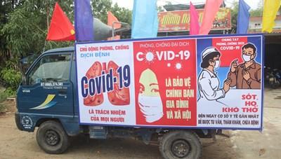 Hơn 200 trường hợp từ vùng có dịch về Quảng Nam âm tính với SAR-CoV-2