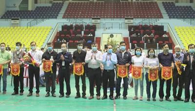 Khai mạc giải cờ tướng tỉnh Quảng Nam lần thứ IX