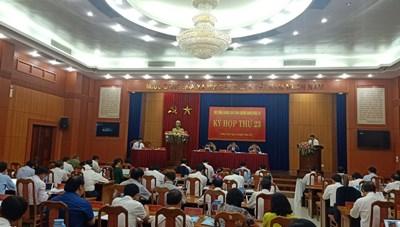 Khai mạc Kỳ họp thứ 23, HĐND tỉnh Quảng Nam khóa IX
