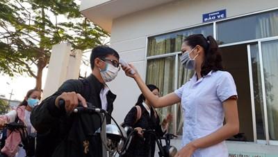 Quảng Nam: 3 huyện thị cho học sinh nghỉ học từ hôm nay