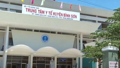 Quảng Ngãi: 26 người nhập viện vì ăn bánh mì