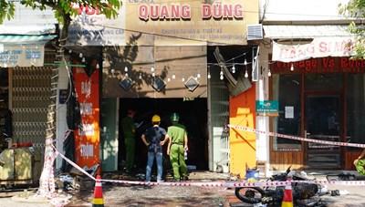 Quảng Ngãi: Chủ tịch tỉnh yêu cầu báo cáo vụ cháy 4 người tử vong