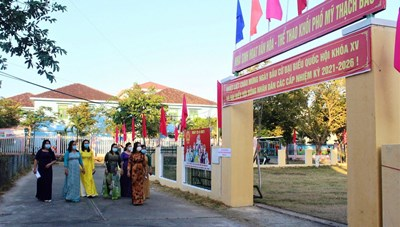 7 vị trúng cử ĐBQH khóa XV ở Quảng Nam là ai