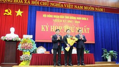 Lãnh đạo UBND tỉnh Quảng Nam nhiệm kỳ 2021 – 2026 là ai?