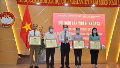 Quảng Nam: Vận động ủng hộ phòng, chống dịch Covid-19 hơn 20,3 tỷ đồng