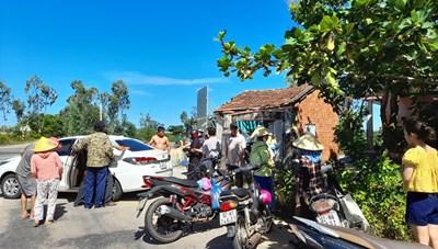 Quảng Nam: Tiếp tục truy tìm hung thủ giết thầy hiệu trưởng