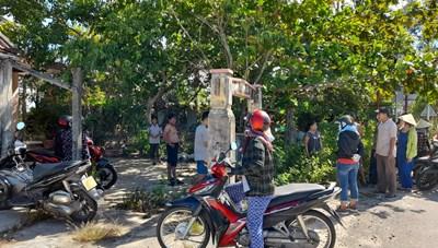 Quảng Nam: Bắt nghi phạm ra tay sát hại thầy hiệu trưởng