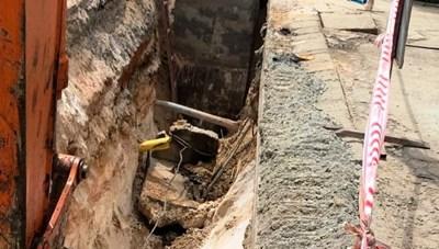 Quảng Nam: Một công nhân bị khối bê tông đè tử vong