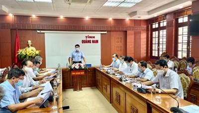 Quảng Nam: Lên phương án thành lập 9 bệnh viện dã chiến