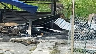 Quảng Nam: Cháy nhà lúc nửa đêm vợ chồng cô giáo chết thảm