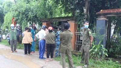 Quảng Nam: Nghi nổ mìn khiến 2 vợ chồng chết thảm