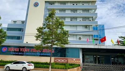 Quảng Ngãi: Phong tỏa một bệnh viện tư nhân
