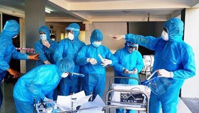 Quảng Nam: Thêm 16 ca Covid-19 liên quan đến ca bệnh ở công ty có 10.000 công nhân