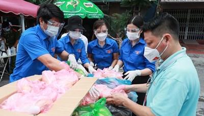 """Quảng Nam: 20 triệu đồng hưởng ứng Chương trình """"Cơm cho người nghèo"""""""