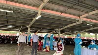 Quảng Nam: 22 ca Covid-19 ở Khu công nghiệp Điện Nam - Điện Ngọc