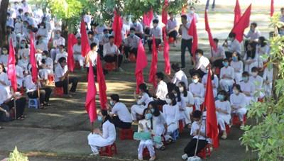 Hôm nay, Quảng Ngãi cho học sinh nghỉ học để phòng chống bão số 5
