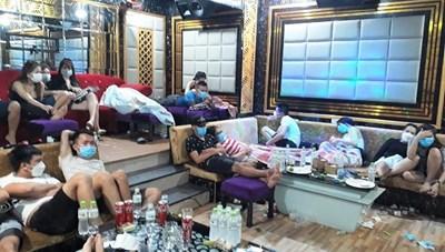 Quảng Nam: Phát hiện 53 người sử dụng ma túy trong quán karaoke