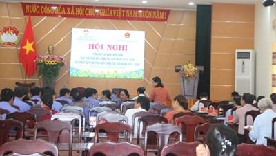 Quảng Nam: 5 năm thực hiện quy chế phối hợp công tác giai đoạn 2015-2020