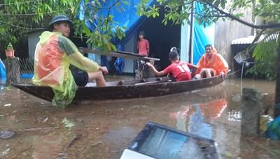 Quảng Nam: Sống trong cảnh ngập sâu, mòn mỏi chờ tái định cư