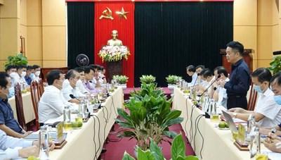 Công bố Quyết định thanh tra về trách nhiệm UBND tỉnh Quảng Ngãi