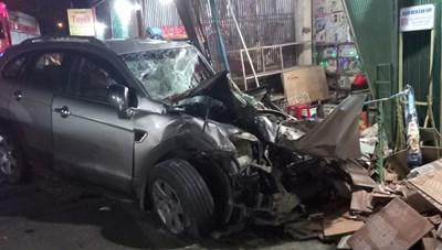 Quảng Ngãi: Tai nạn liên hoàn, khiến 3 người tử vong
