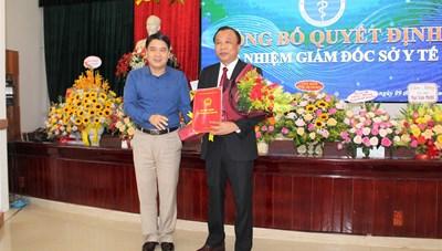 Quảng Nam: Điều động, bổ nhiệm 3 Giám đốc sở